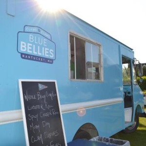 blue bellies truck