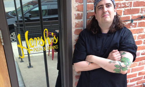Chewing the Fat with Chef Josh Hershkovitz of Hersh's Pizza