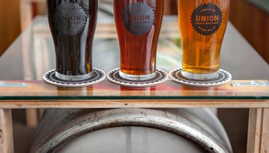 Ride for the Feast at Union Craft Brewing