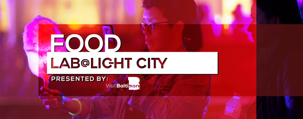 Light City Food logo